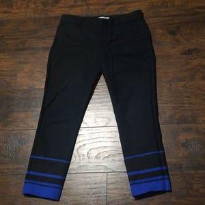 Slim Cropped Working Pants